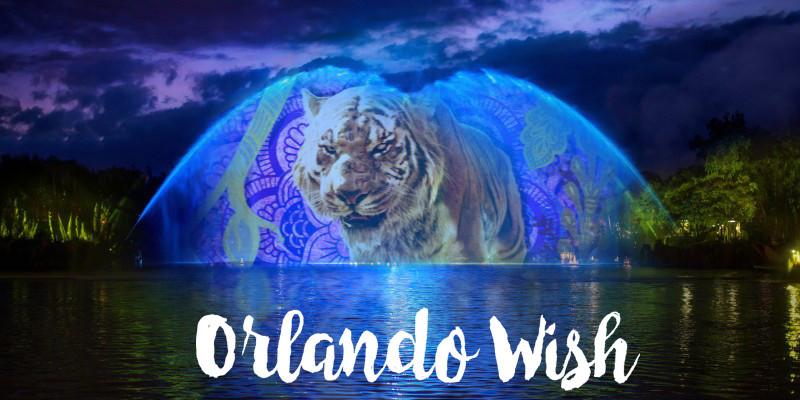 The Jungle Book - orlando wish