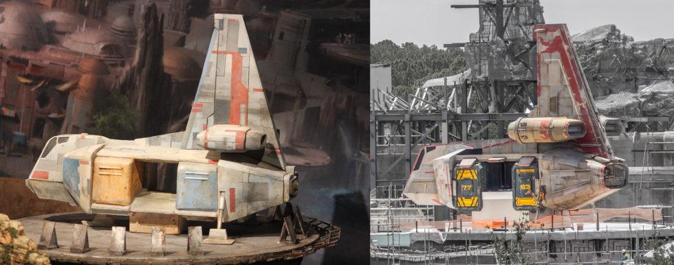 Star Wars: Galaxy's Edge 1
