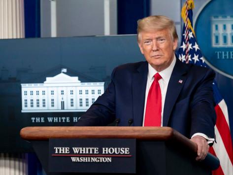 Trump libera entrada de brasileiros nos EUA
