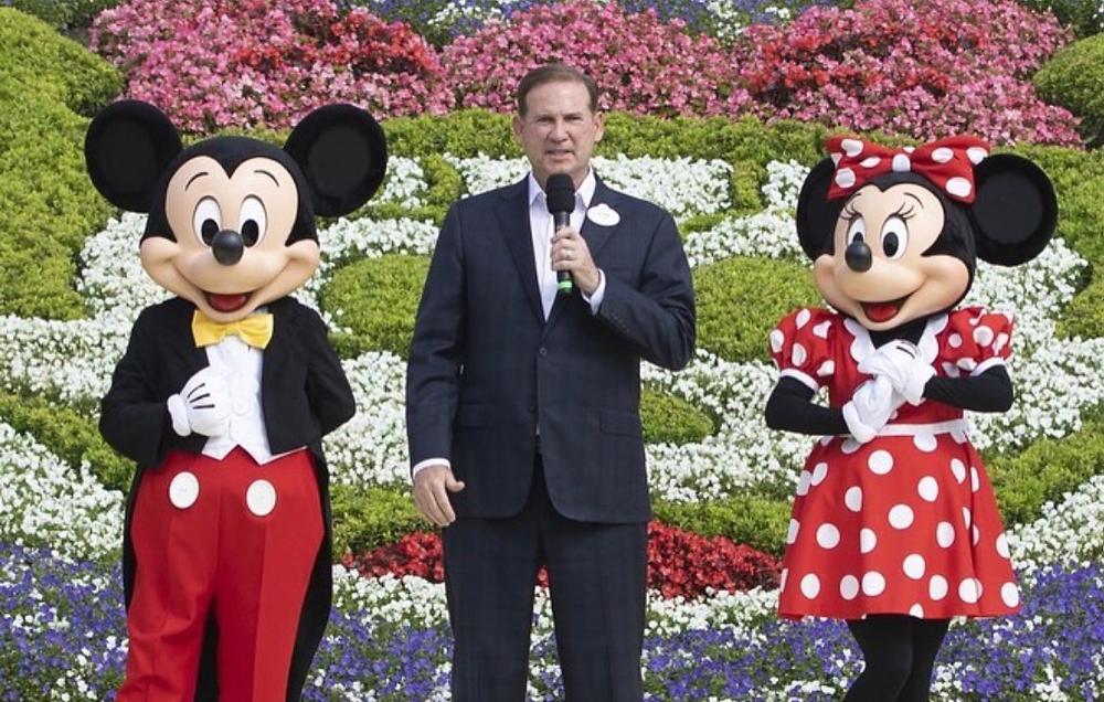 Abertura do parque da Disney na China