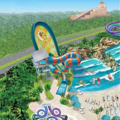 Aquatica Orlando anuncia data de inauguração da nova atração Karekare Curl