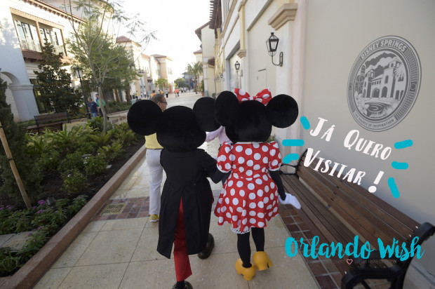 Disney Springs - orlando Wish