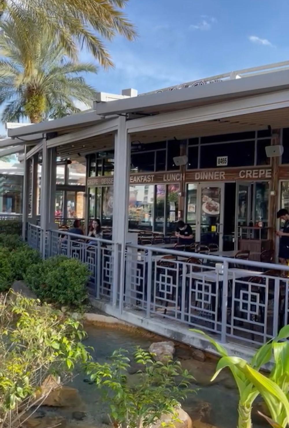 iCafe de Paris em Orlando