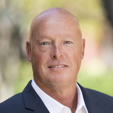 Novo CEO da Disney Bob Chapek