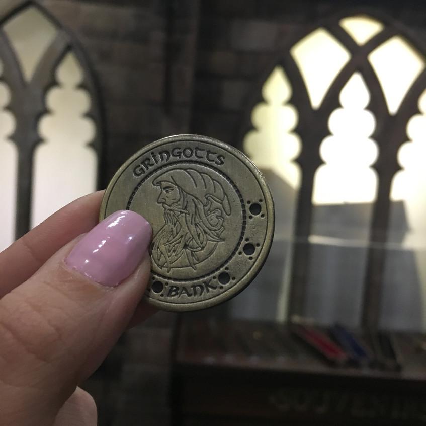 1 Galeão (moeda bruxa)
