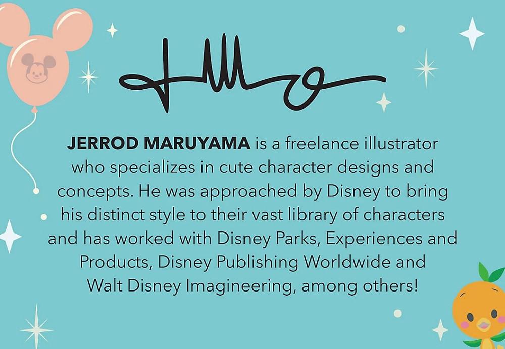Jerrod Maruyama Disney Parks