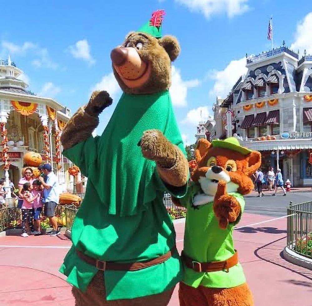 Robin Hood Novo Live-Action da Disney