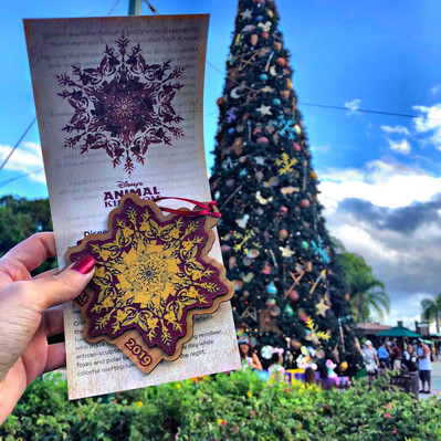Natal no parque Animal Kingdom- Guia Completo 2019