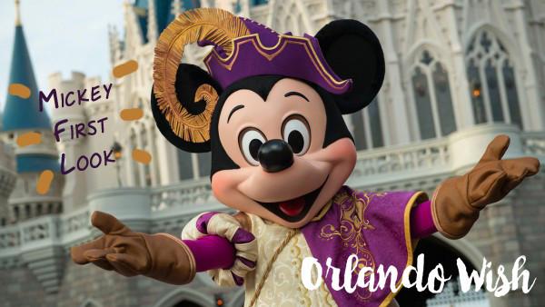 Mickey´s Royal Faire - orlando Wish