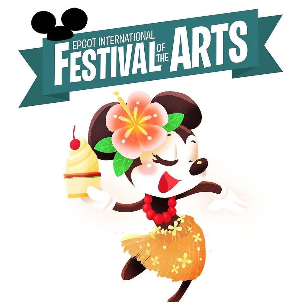 Obras de artes do Festival de artes do Epcot
