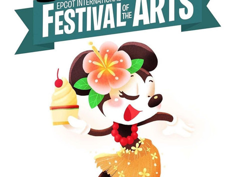 Novidades sobre o Taste of EPCOT International Festival of the Arts 2021
