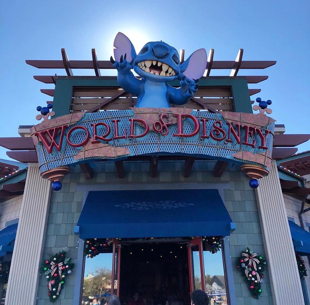 Reabertura da Disney