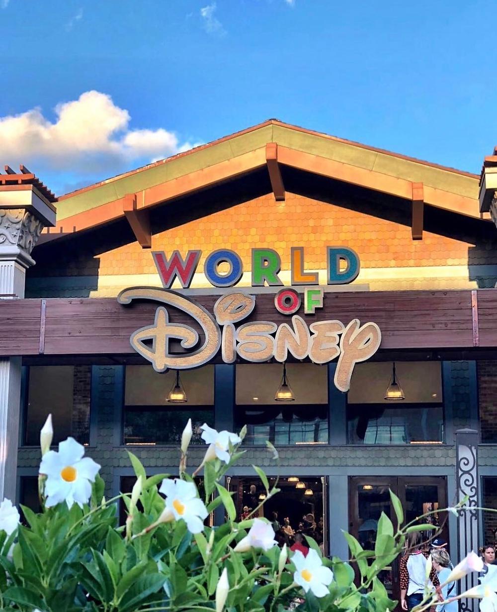 Reabertura de Disney Springs dia 20 de maio | Imagem Revista Orlando Wish