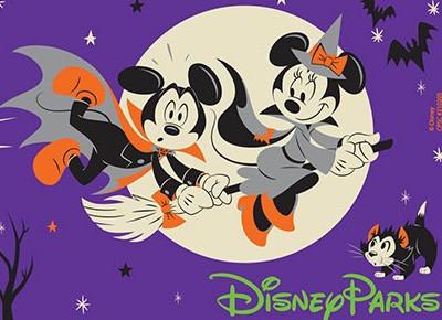 Novos potes de Pipoca e Canecas para o Halloween da Disney 2018