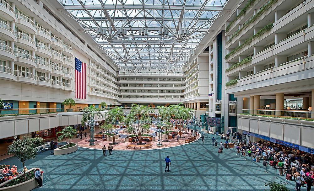 aeroporto de Orlando MCO