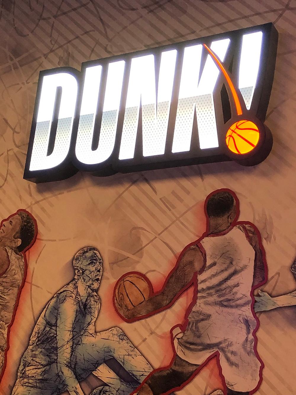 NBA Experience em Disney Springs