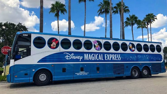Chega ao fim o serviço Disney's Magical Express