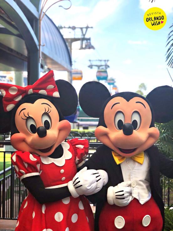 Disney Skyliner - Guia Completo