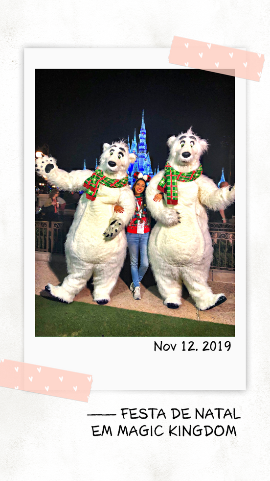 Mickey's Very Merry Christmas Party 2019 - Guia Completo