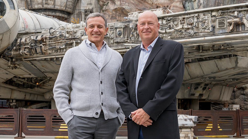 Bob Chapek é o novo CEO da Disney