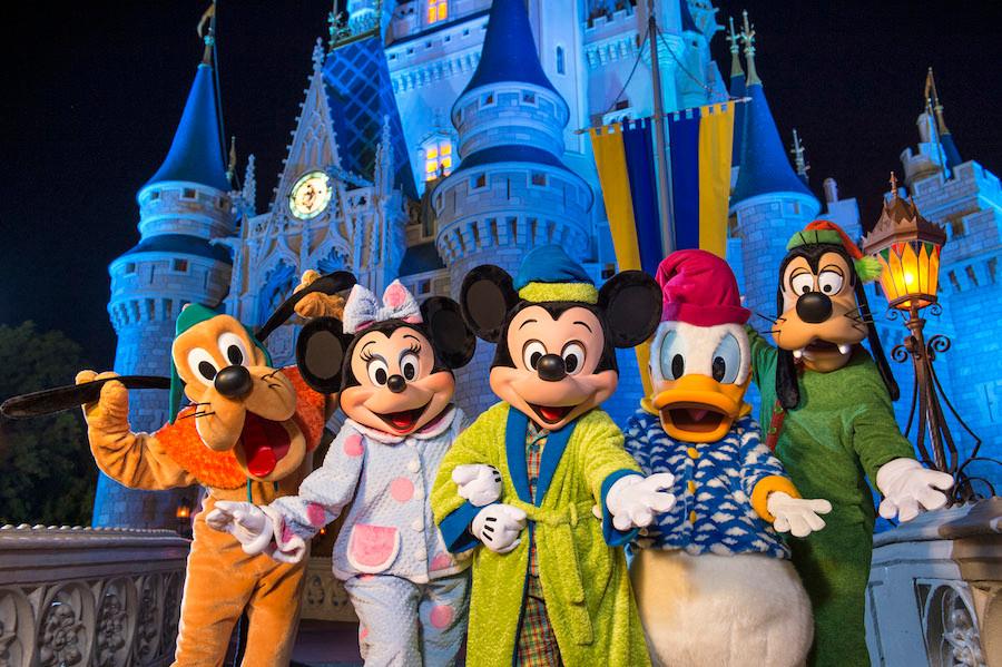Coolest Summer Magic kingdom - Orlando Wish