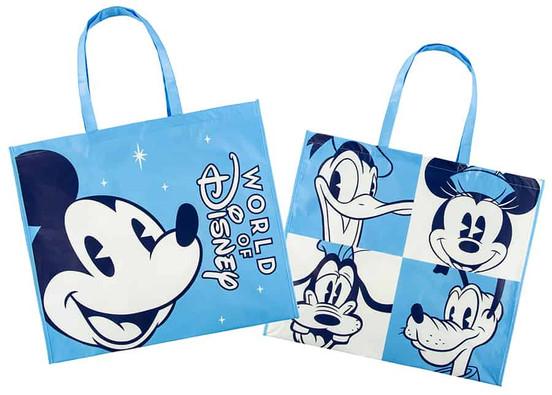 World of Disney será a primeira a substituir sacolas de plástico por bolsas reutilizáveis