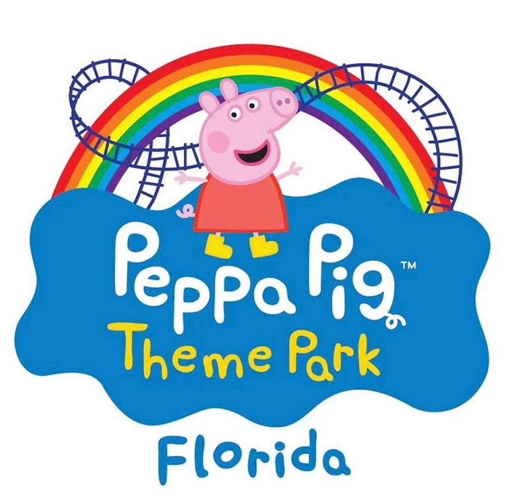 Parque temático da Peppa pig na Flórida