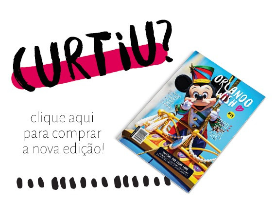 Mickey 90 Revista Orlando Wish