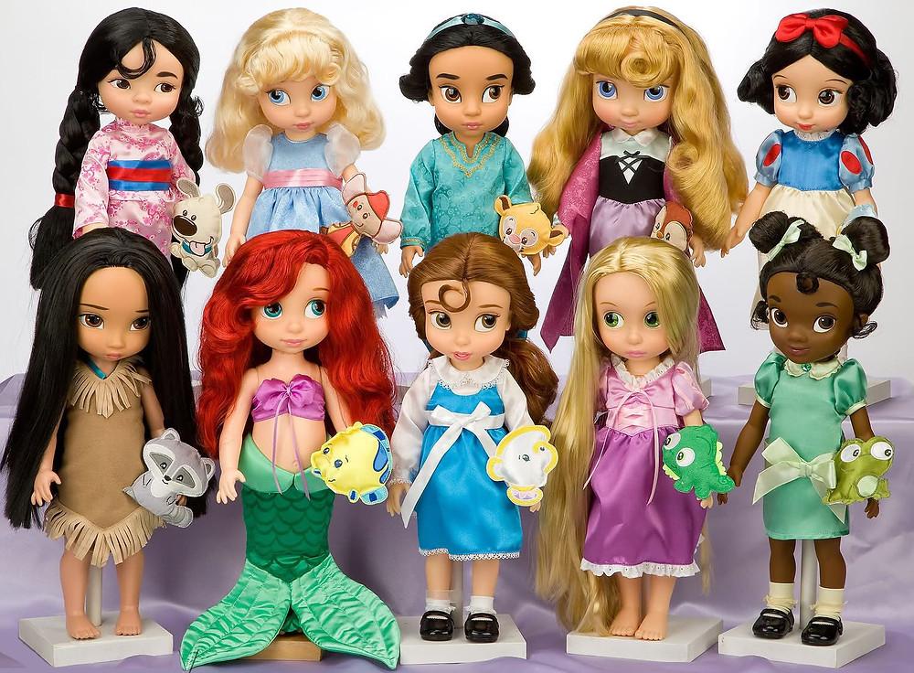 Animator Doll disney