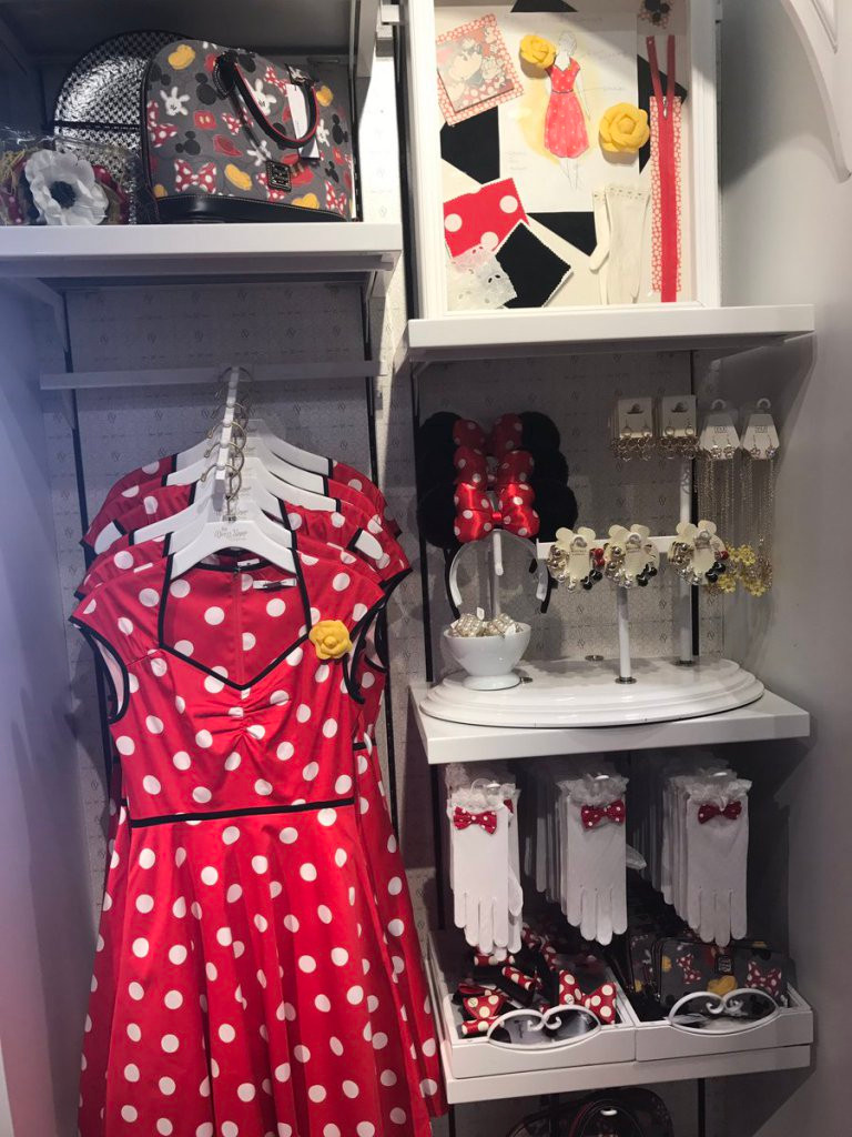 the dress shop minnie collection