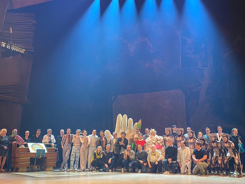 Novo espetáculo Cirque du Soleil - Drawn to Life - Imagem Revista Orlando Wish