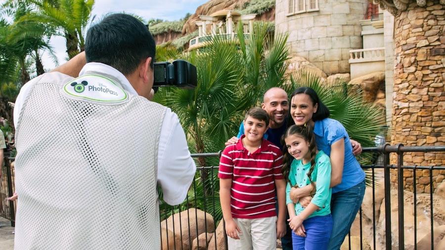 Disney photopass na reabertura dos parques temáticos