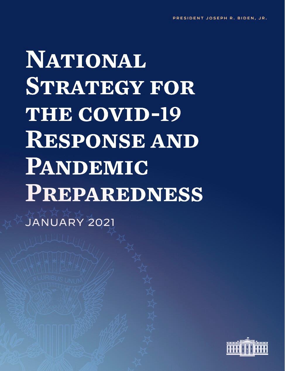 Joe Biden assina decretos de combate à covid-19