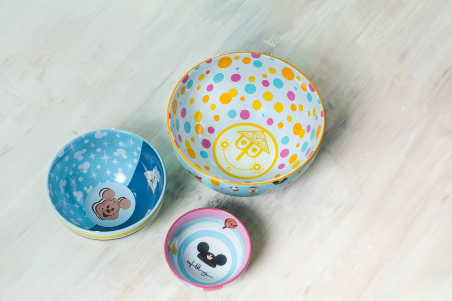 Kingdom of Cute Nesting Bowls