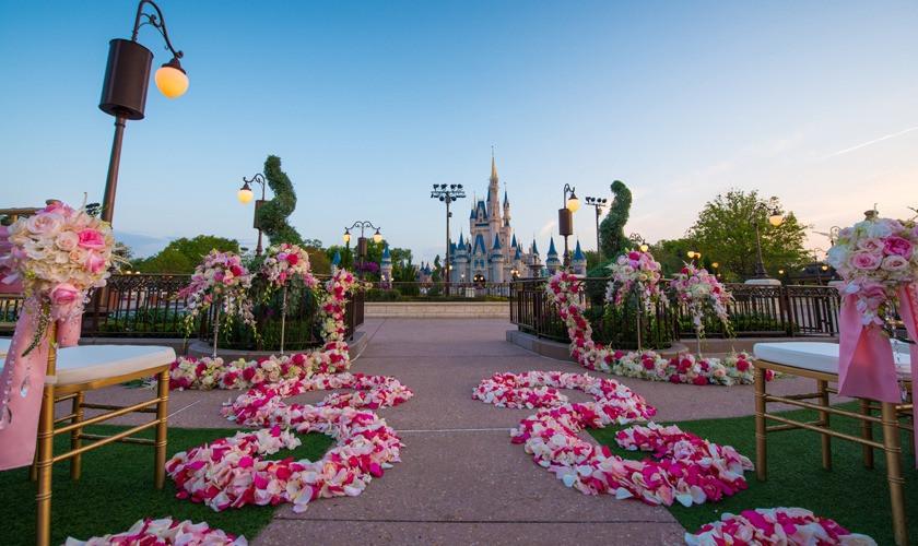 Imagem Disney Wedding