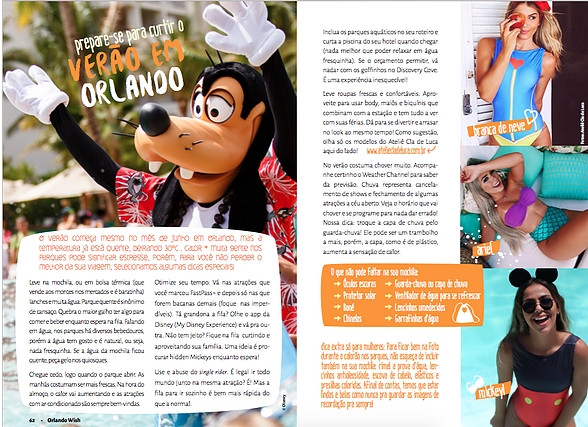 Revista Orlando Wish - Cla de Luca