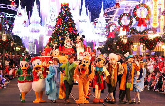 Natal na Disney 3