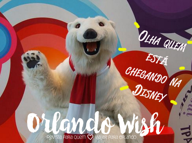 Polar Bear Orlando Wish