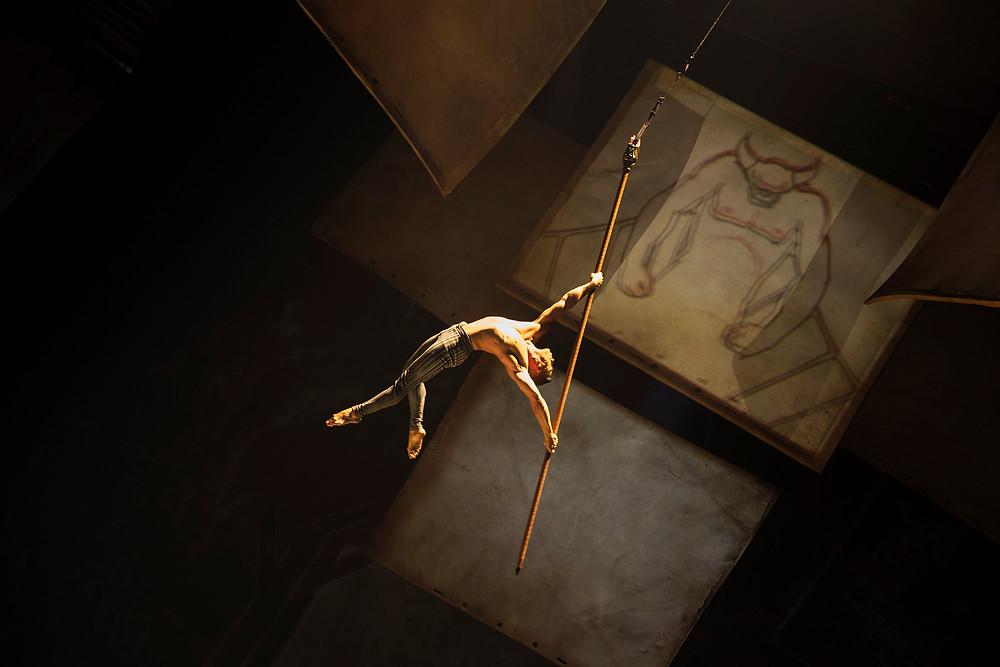 Drawn to Life - cirque su soleil