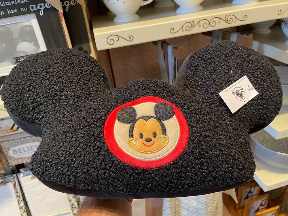 Mickey Mouse Ear Hat Pillow
