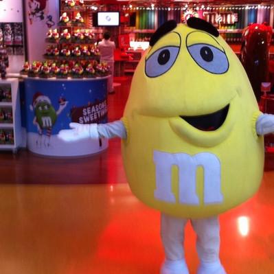 Nova loja da M&M em Disney Springs