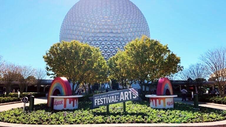 Festival of the arts Epcot