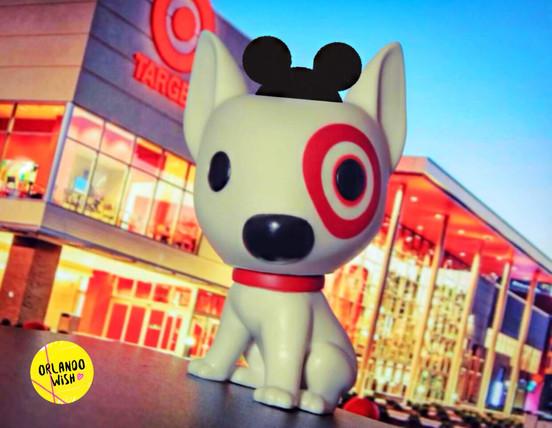 Lojas da Disney dentro da Target