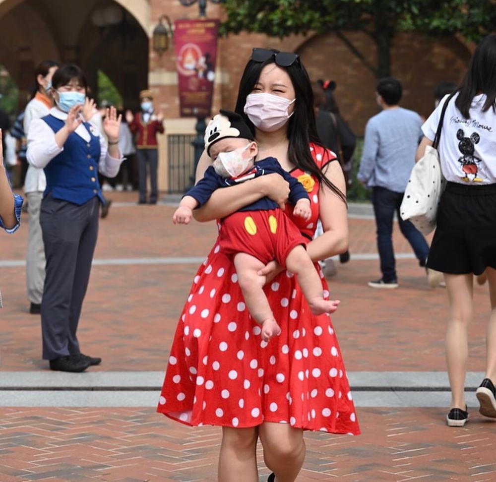 Reabertura Disneyland Shanghai