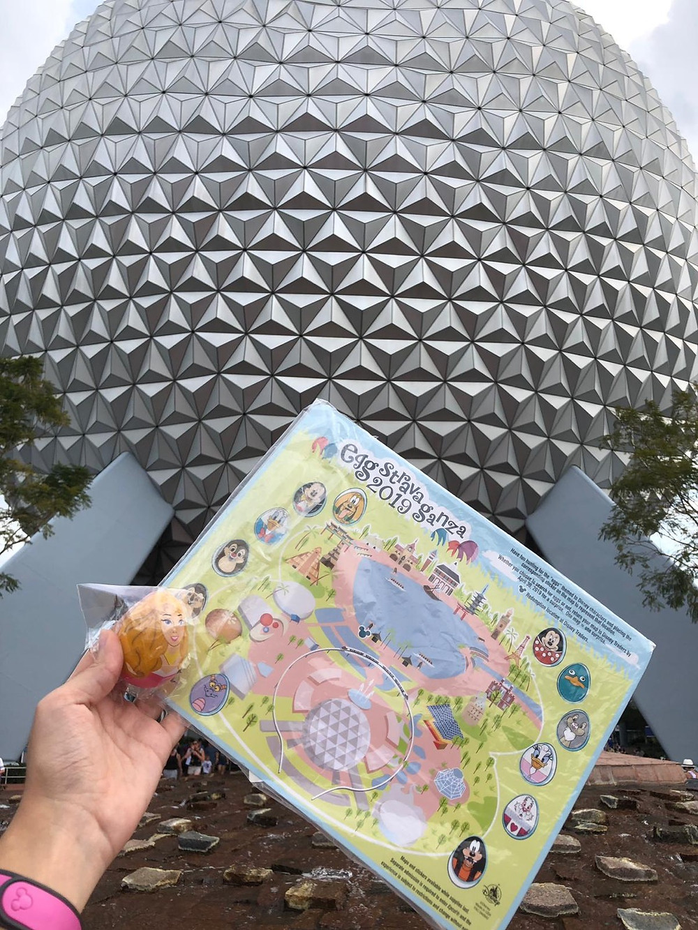 Eggstravaganza Epcot Flower and Garden Festival 2019 - Imagem Revista Orlando Wish