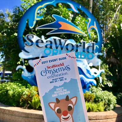 Natal no SeaWorld - Guia Completo