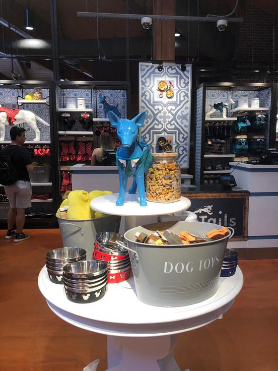 Disney lança uma loja para animais em Disney Springs