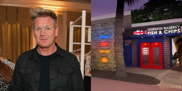 Gordon Ramsay abre restaurante no Icon Park