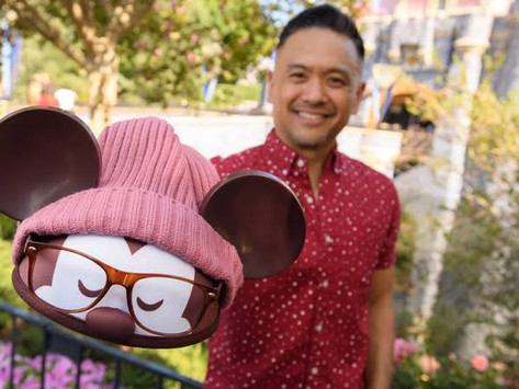 Nova coleção Kingdom of Cute Disney x Jerrod Maruyama