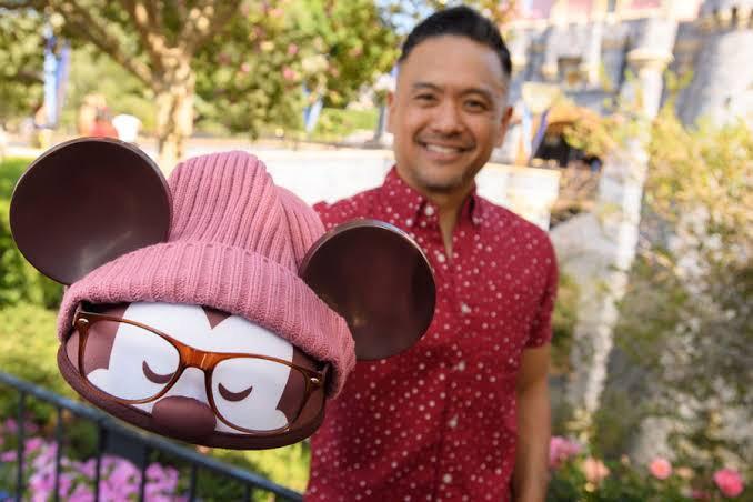 Jerrod Maruyama Disney